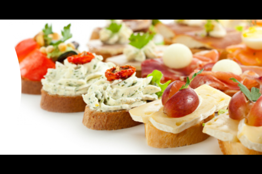 Event Catering Fingerfood